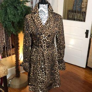 Super sexy Lightweight leopard jacket